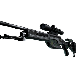 SSG 08 | Jungle Dashed (Battle-Scarred)