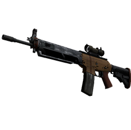 SG 553 | Traveler (Factory New)