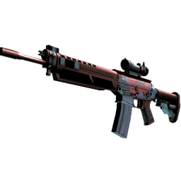 StatTrak™ SG 553 | Ol' Rusty (Factory New)