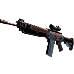 StatTrak™ SG 553 | Ol' Rusty (Field-Tested)