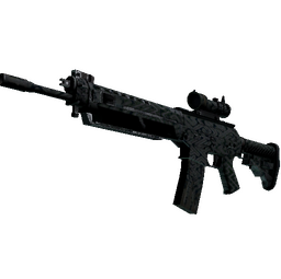 SG 553 | Barricade (Well-Worn)