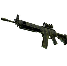 SG 553 | Gator Mesh (Factory New)