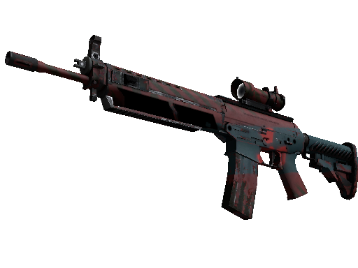 SG 553 | Fallout Warning (Field-Tested)