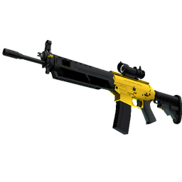 SG 553 | Bulldozer (Factory New)