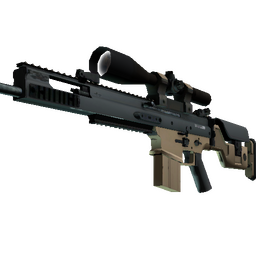 SCAR-20 | Contractor (Factory New)