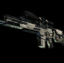 SCAR-20 | Palm (Well-Worn)