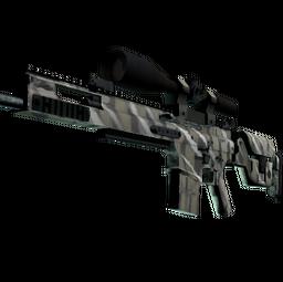 StatTrak™ SCAR-20 | Torn (Factory New)