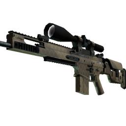 SCAR-20 | Sand Mesh (Factory New)