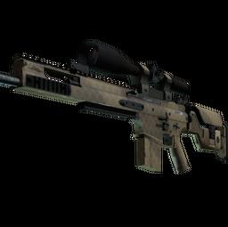 Souvenir SCAR-20 | Sand Mesh (Factory New)