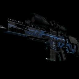 StatTrak™ SCAR-20 | Assault (Battle-Scarred)