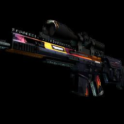 SCAR-20 | Enforcer (Battle-Scarred)