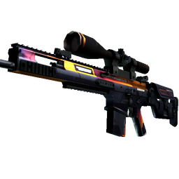 StatTrak™ SCAR-20 | Enforcer (Field-Tested)