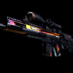 SCAR-20 | Enforcer (Minimal Wear)