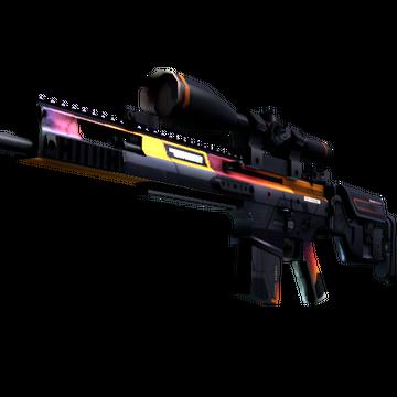 SCAR-20 | ENFORCER