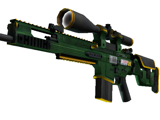 SCAR-20 | Powercore (Factory New)