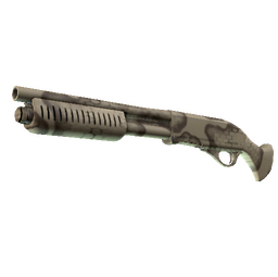 Sawed-Off | Snake Camo (Factory New)