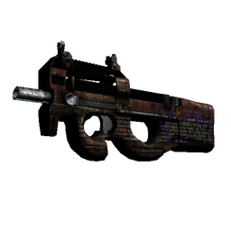 StatTrak™ P90 | Freight (Battle-Scarred)