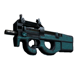 StatTrak™ P90 | Traction (Battle-Scarred)