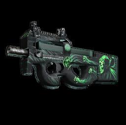 StatTrak™ P90 | Grim (Factory New)