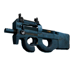 StatTrak™ P90 | Off World (Well-Worn)