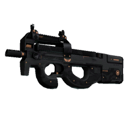 StatTrak™ P90 | Elite Build (Factory New)