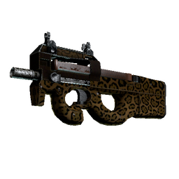 P90 | Run and Hide (Battle-Scarred)
