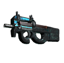 P90 | Astral Jörmungandr (Battle-Scarred)