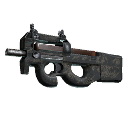 Souvenir P90 | Scorched (Battle-Scarred)