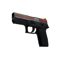 StatTrak™ P250 | Cassette (Well-Worn)