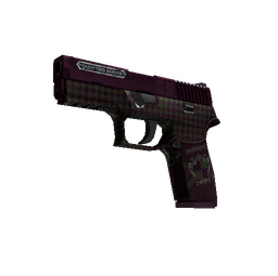 Souvenir P250 | Vino Primo (Well-Worn)