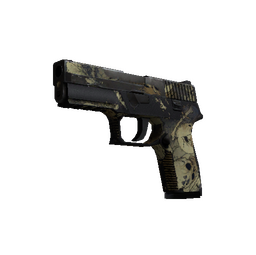 P250 | Contamination (Battle-Scarred)