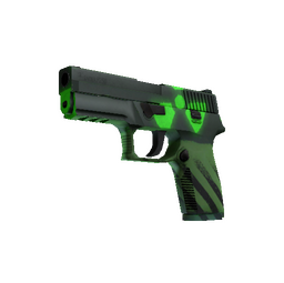 Souvenir P250 | Nuclear Threat (Minimal Wear)