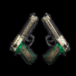 Dual Berettas | Royal Consorts (Factory New)