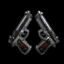 Dual Berettas | Balance (Well-Worn)
