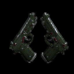 Souvenir Dual Berettas | Briar (Field-Tested)