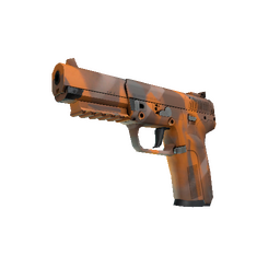 Five-SeveN | Orange Peel (Minimal Wear)
