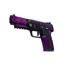 StatTrak™ Five-SeveN | Violent Daimyo (Well-Worn)