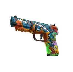 StatTrak™ Five-SeveN | Angry Mob (Field-Tested)
