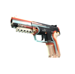 StatTrak™ Five-SeveN | Retrobution (Field-Tested)