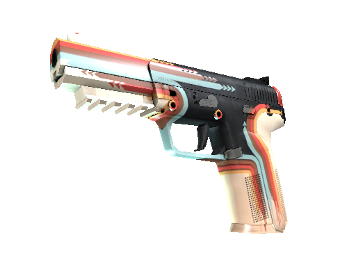 StatTrak™ Five-SeveN | Retrobution