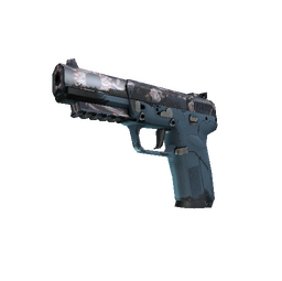 StatTrak™ Five-SeveN | Nightshade (Field-Tested)