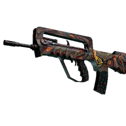 StatTrak™ FAMAS | Eye of Athena (Factory New)