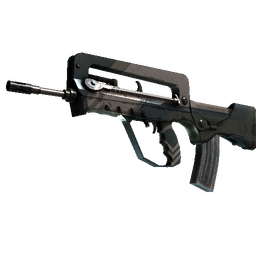 StatTrak™ FAMAS | Sergeant (Battle-Scarred)