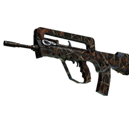 FAMAS | Crypsis (Well-Worn)
