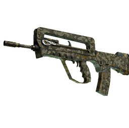 StatTrak™ FAMAS | Macabre (Well-Worn)