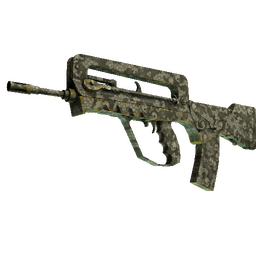 StatTrak™ FAMAS | Macabre (Factory New)