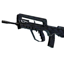 FAMAS | Night Borre (Well-Worn)