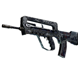 FAMAS | Teardown (Battle-Scarred)