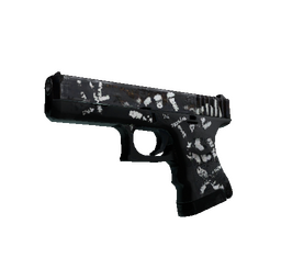 StatTrak™ Glock-18 | Wasteland Rebel (Battle-Scarred)