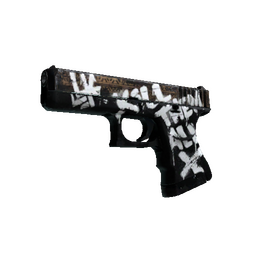 Glock-18 | Wasteland Rebel (Well-Worn)